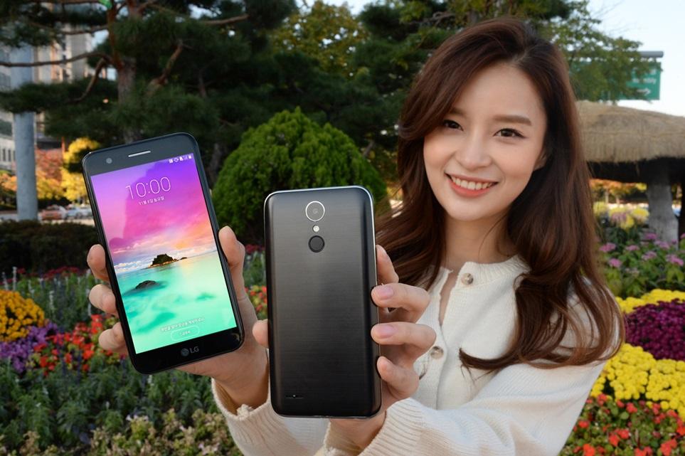 LG、フロントカメラに広角レンズを採用した「LG X401」を韓国で発表