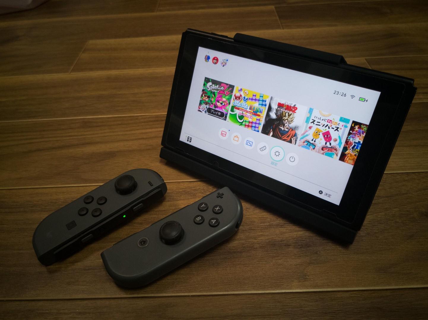 Nintendo Switch専用のモバイルバッテリー「GAME POWER」のレビュー