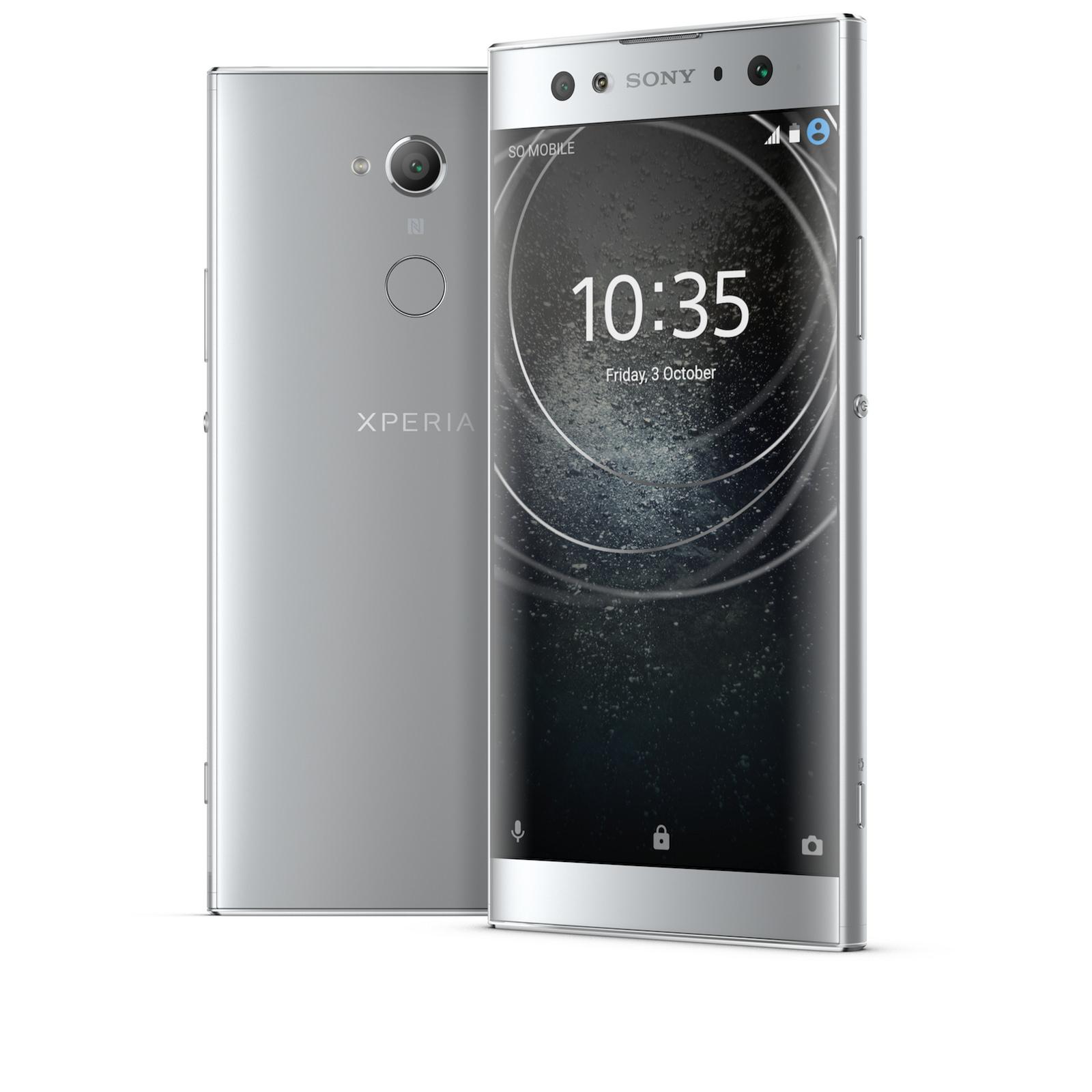 ソニーがセルフィーに特化したスマホ、「Xperia XA2 Ultra」を発表