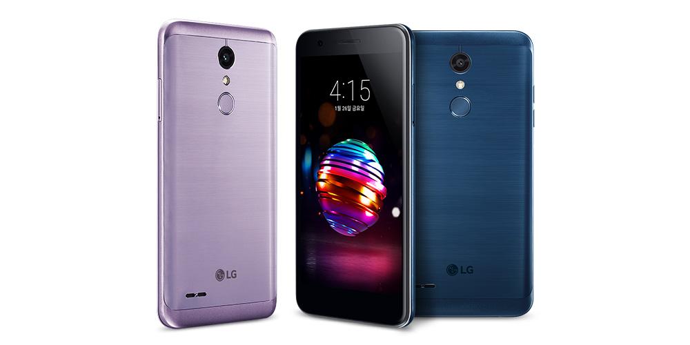 LG、ミッドレンジスマホ「LG X4+」を発表