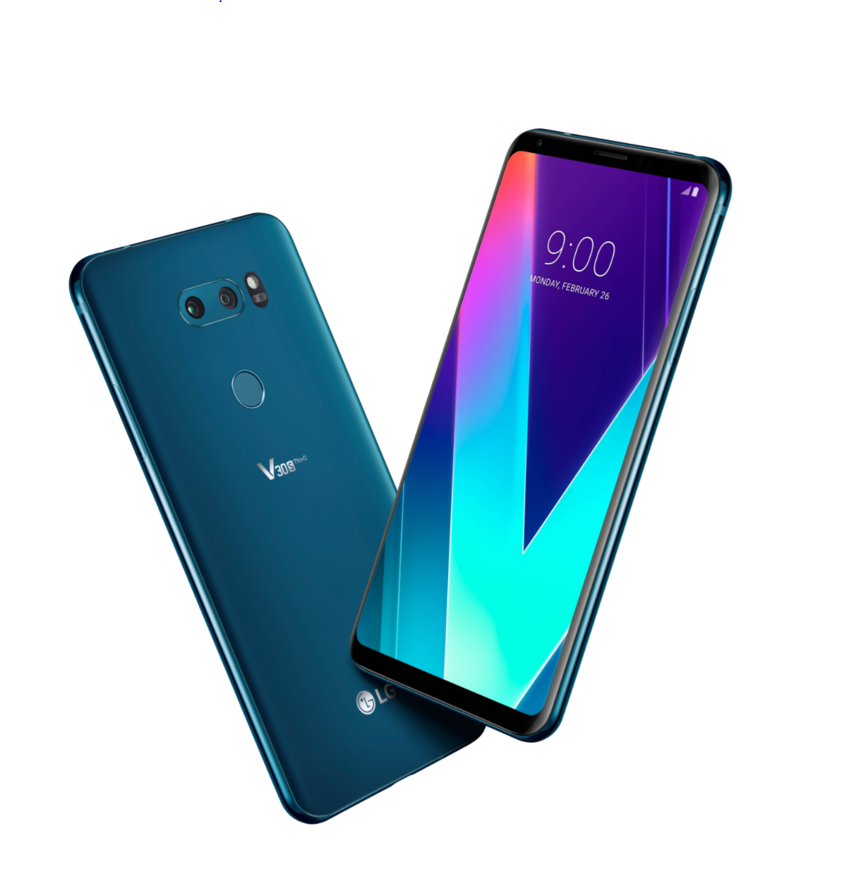 LG、「LG V30」のグレードアップモデル「V30S ThinQ」を発表、AI機能をアピール