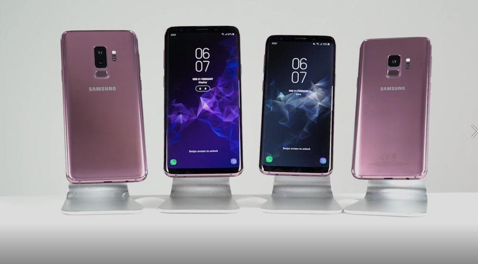 MicrosoftがOffice搭載の「Samsung Galaxy S9」を販売へ