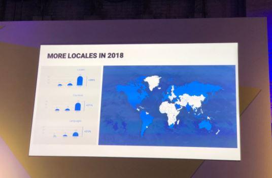 Google Assistantの利用言語が38ヶ国に拡大、17ヶ国語言語を追加