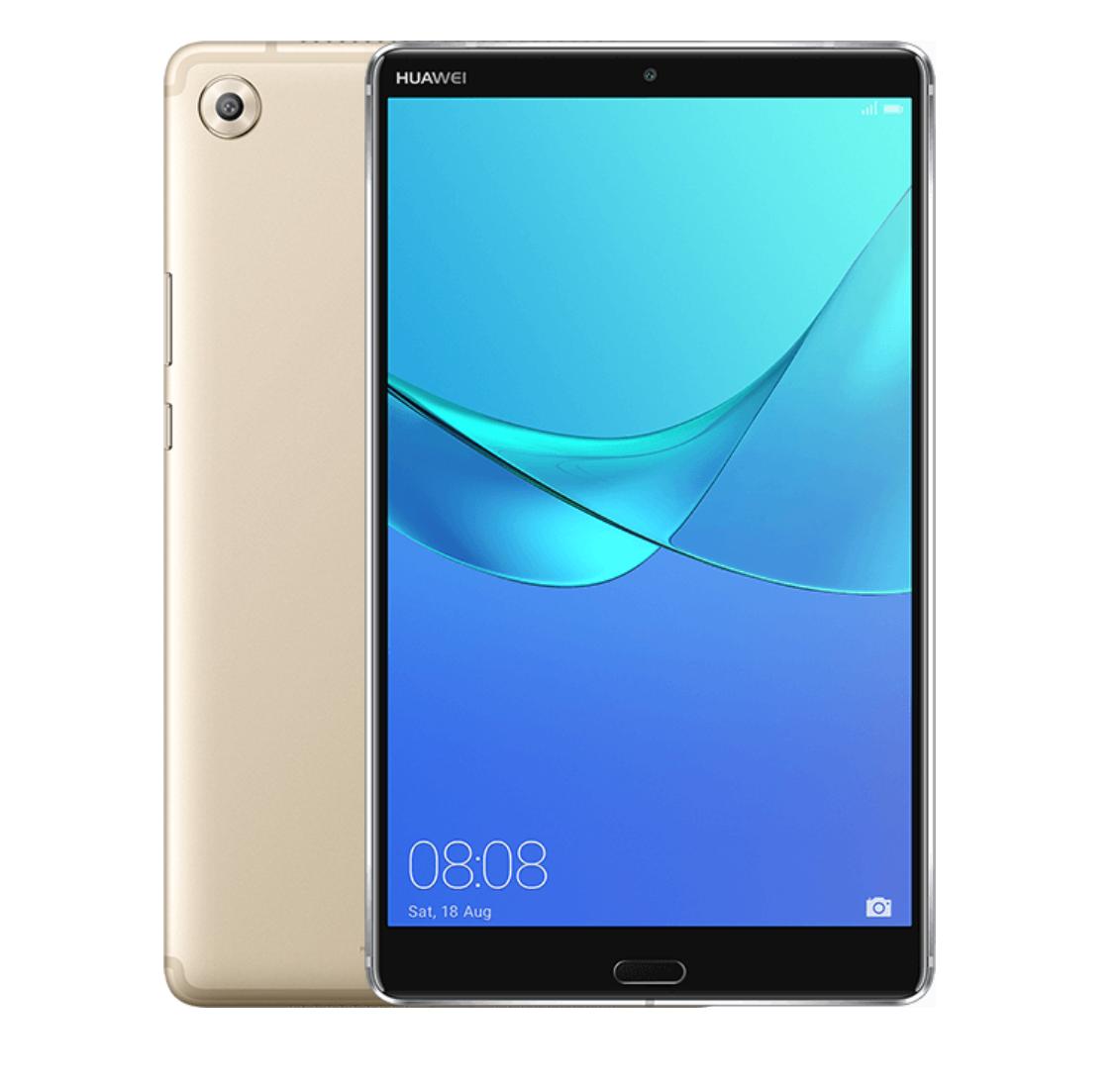 ファーウェイ、ハイエンドタブレットのMediaPad M5を発表