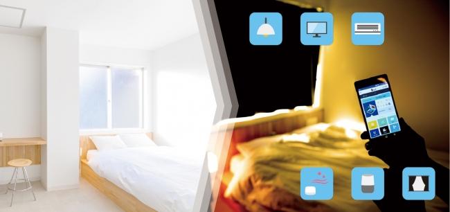 IoT体験が楽しめるスマートホステル「&AND HOSTEL」が神田にオープン