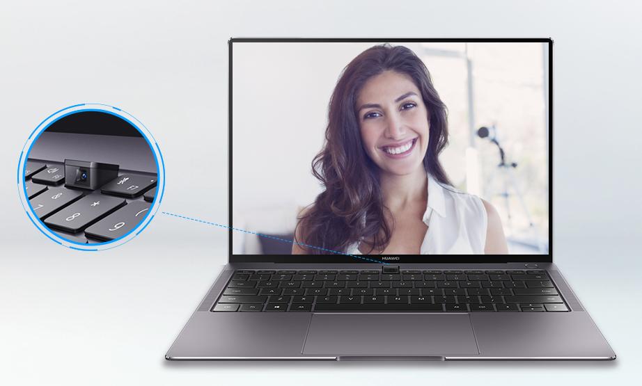 HUAWEI、狭額縁ディスプレイ搭載のモバイルノートPC「MateBook X Pro」を発表。