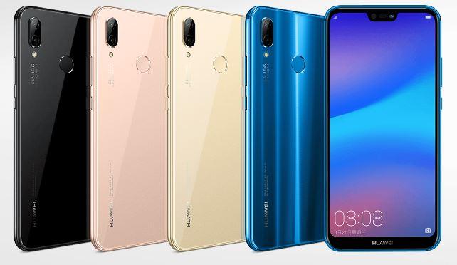 Huaweiが中国市場向けに「nova 3a」を発表、ノッチディスプレイ採用