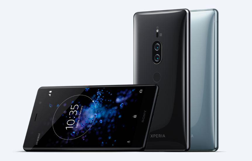 auから初のソニープレミアムモデルの「Xperia XZ2 Premium」を夏商戦に投入へ