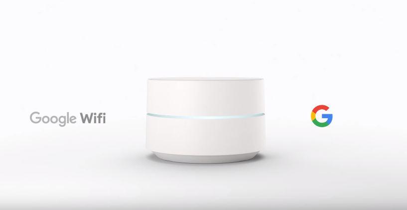 Google Wifiが4月26日から日本発売へ、価格は15,000円