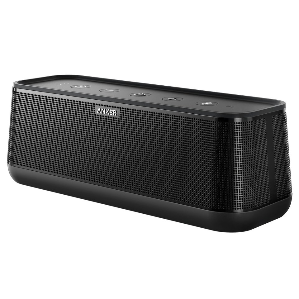 Anker、防水25W出力のワイヤレススピーカー「SoundCore Pro+」を発売