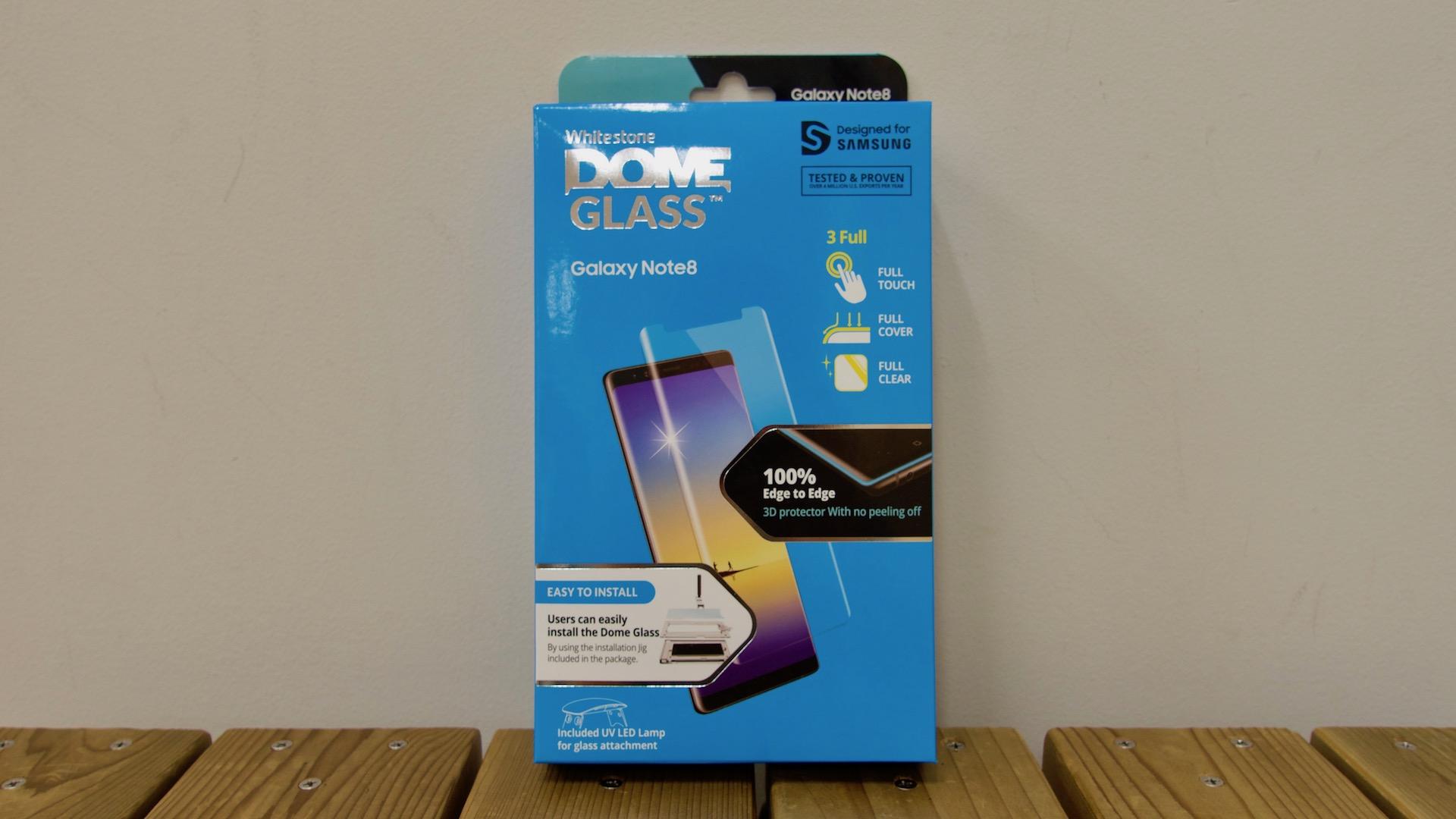 2.5Dディスプレイでも全面吸着の保護ガラス、「DomeGlass」のレビュー