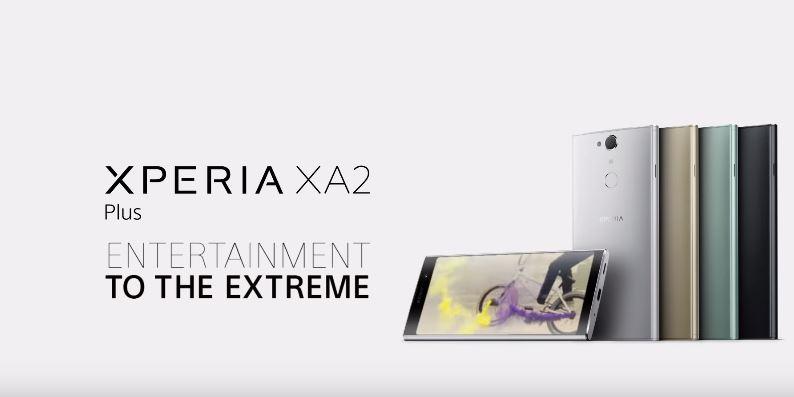 これが理想の形だった?ソニー「Xperia XA2 Plus」が海外で発表