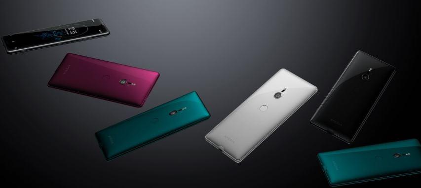 ソニー、フラグシップ「Xperia XZ3」発表