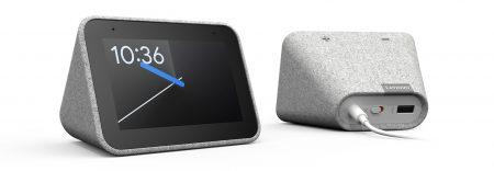 LenovoがGoogleアシスタントに対応させた「Smart Clock」を発表